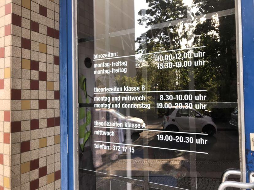 Fahrschule Tegetmeier - Falkenseer Chaussee Siemensstadt 4