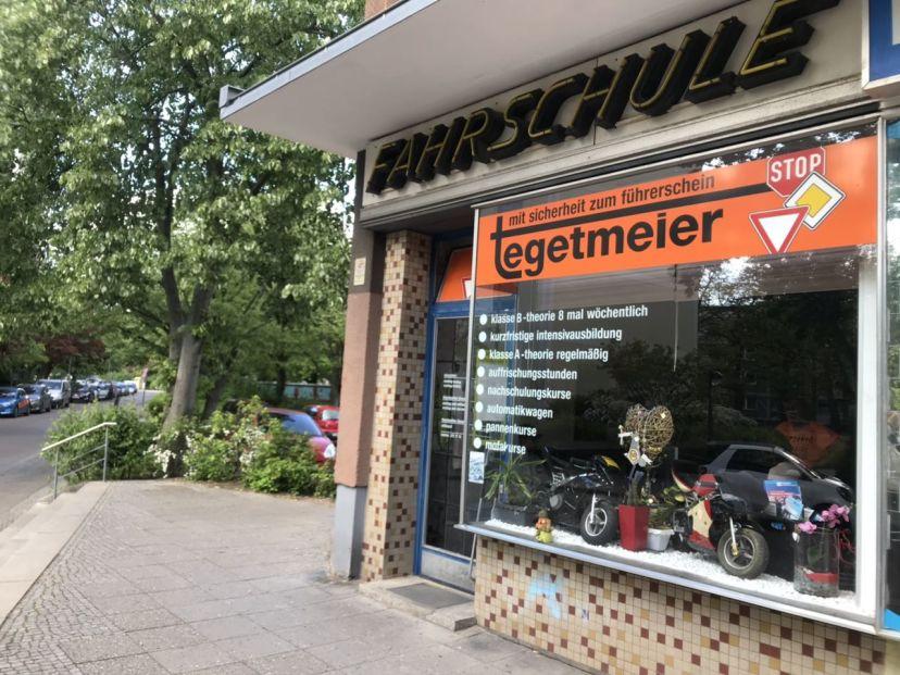 Fahrschule Tegetmeier - Falkenseer Chaussee Siemensstadt 5