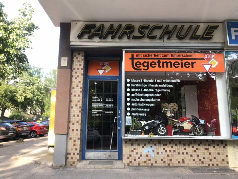 Fahrschule Tegetmeier - Falkenseer Chaussee Siemensstadt 1