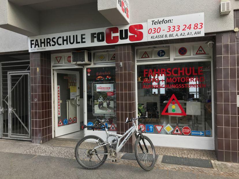 Fahrschule Focus Berlin Spandau 1