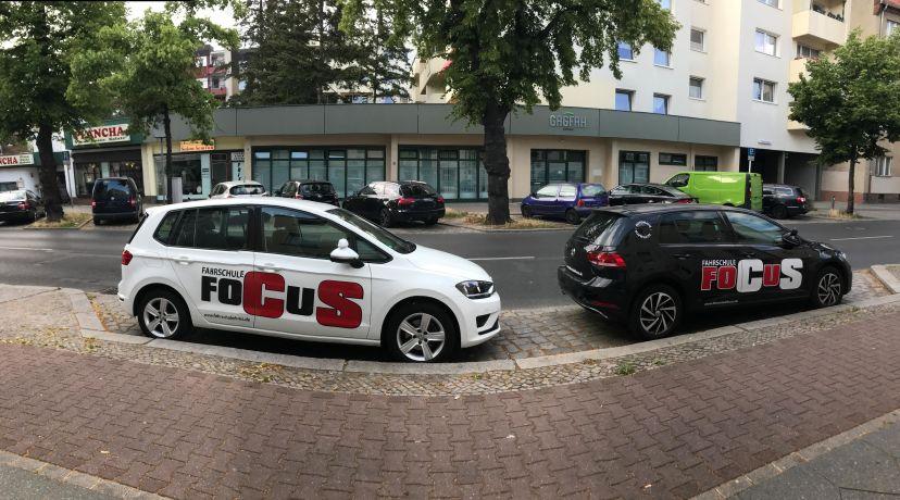 Fahrschule Focus Berlin Spandau 2
