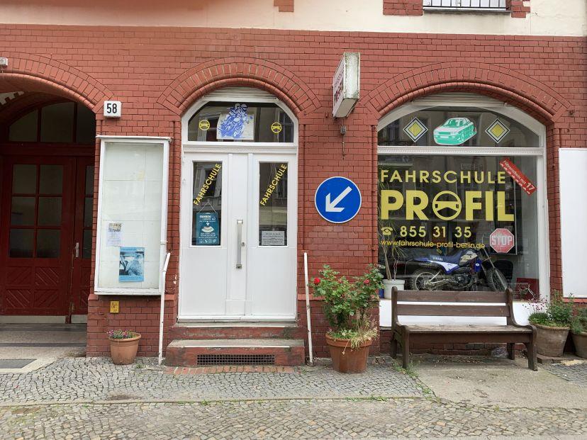 School Fahrschule Profil Friedenau 1