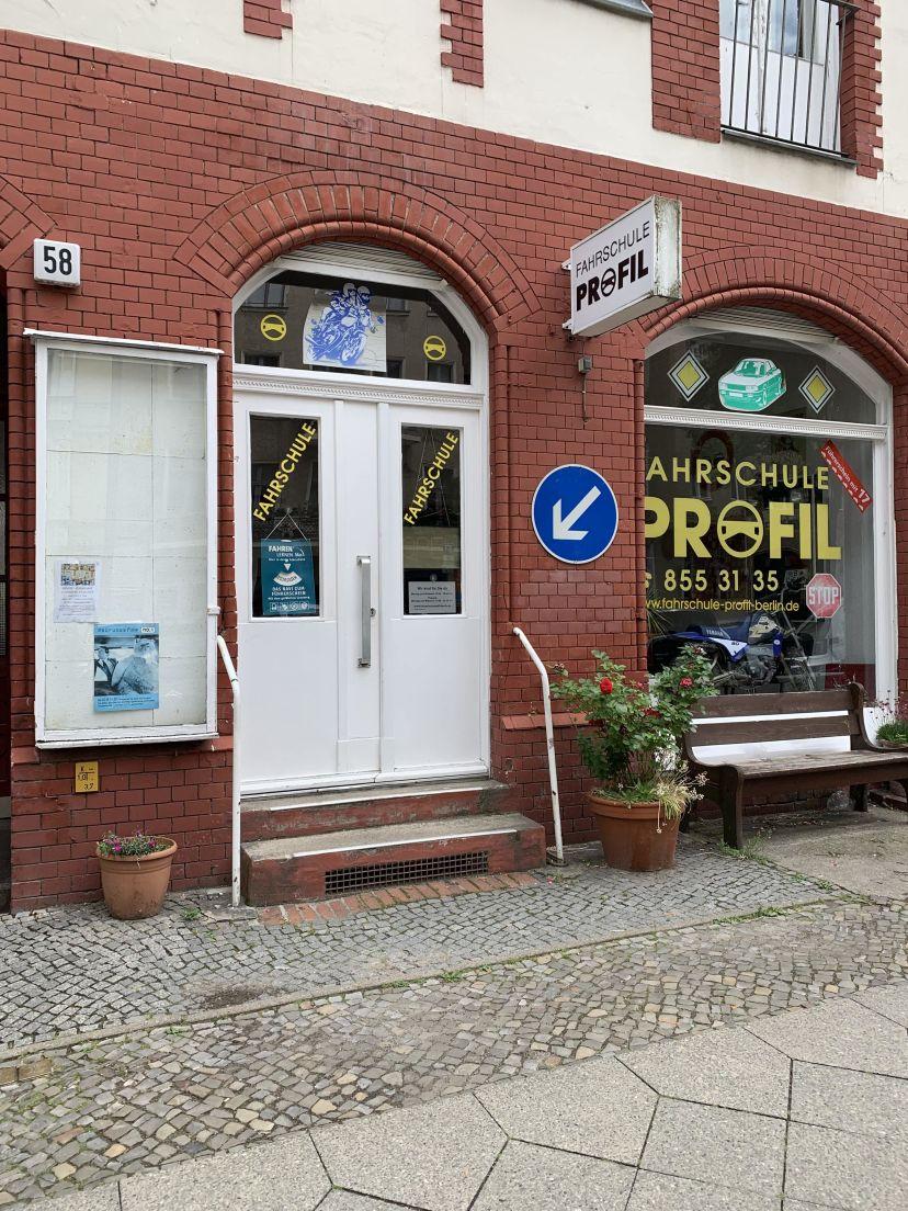 Fahrschule Profil Friedenau 2