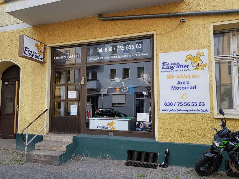 "Fahrschule ""Easy Drive"" Berlin Lichtenberg 1"