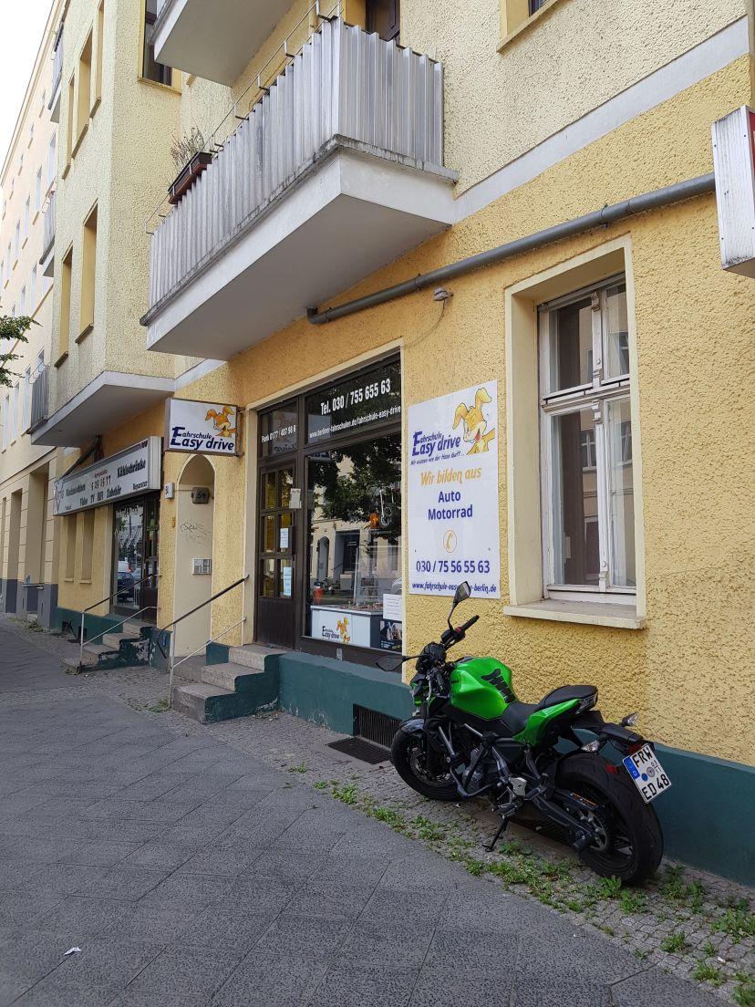 "Fahrschule ""Easy Drive"" Berlin Lichtenberg 3"