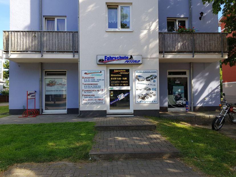 Fahrschule Petzold Eichwalde 1
