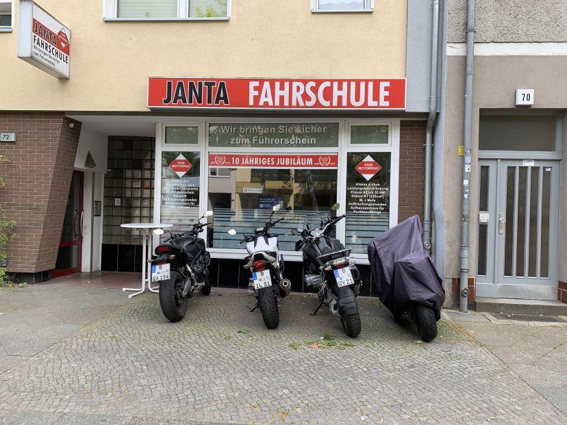 Fahrschule Janta Berlin Steglitz 1