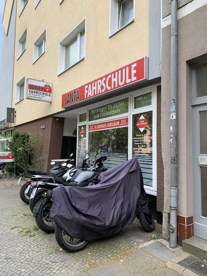 Fahrschule Janta Berlin Steglitz 2