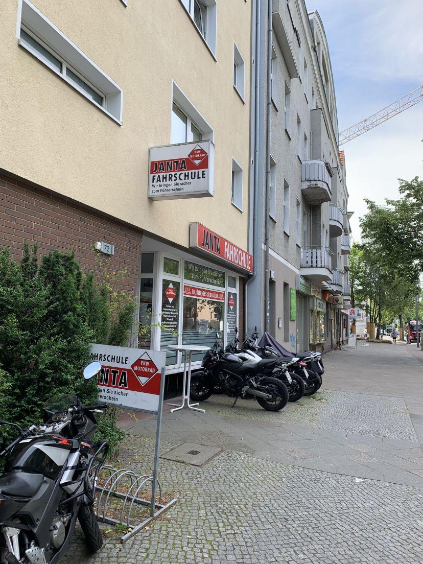 Fahrschule Janta Lankwitz 3
