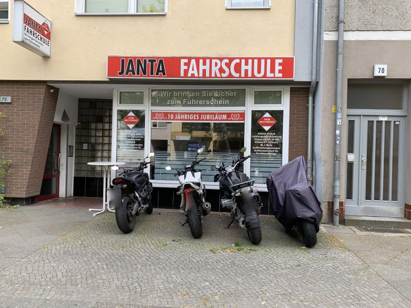 Fahrschule Janta Berlin Steglitz 4