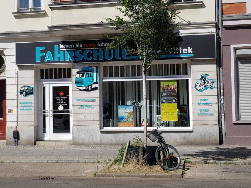 Fahrschule André Wittek Köpenick - Wilhelminenhofstraße Oberschöneweide 1
