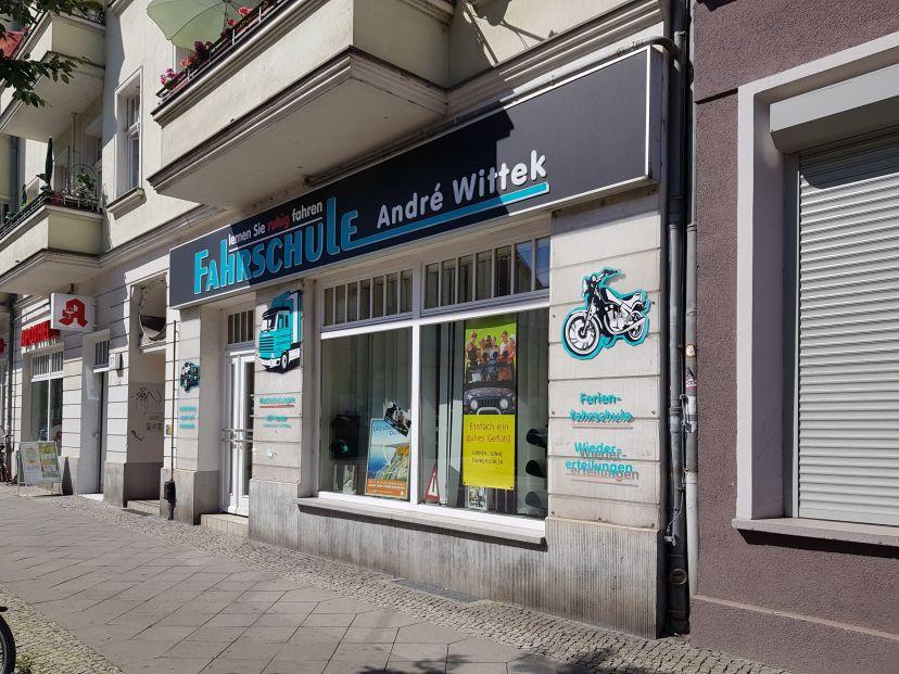 Fahrschule André Wittek Köpenick - Wilhelminenhofstraße Oberschöneweide 3