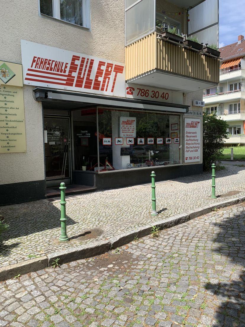 Fahrschule Eulert - Rixdorfer Str. Berlin Schöneberg 3
