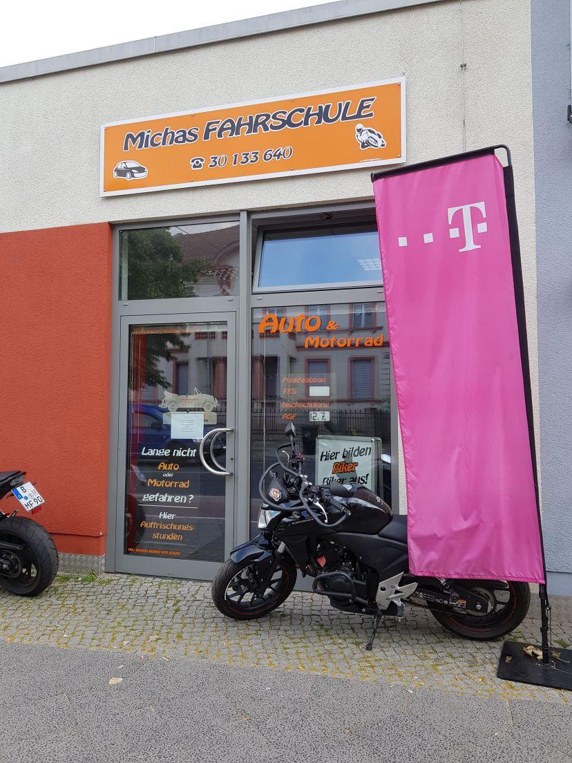 Fahrschule Michas Friedrichsfelde 2