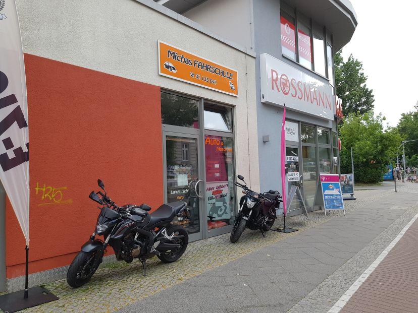 Fahrschule Michas Friedrichsfelde 4