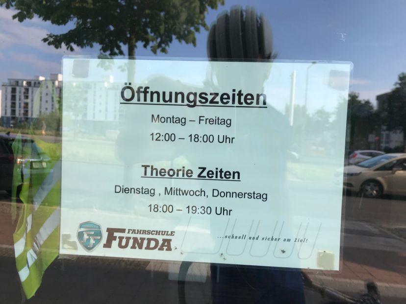 Fahrschule Funda - Wasserstadt Spandau Berlin 2