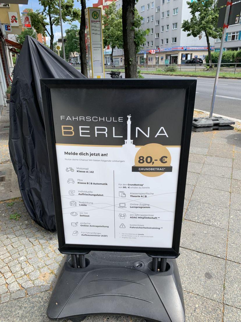 Fahrschule Berlina Steglitz 5