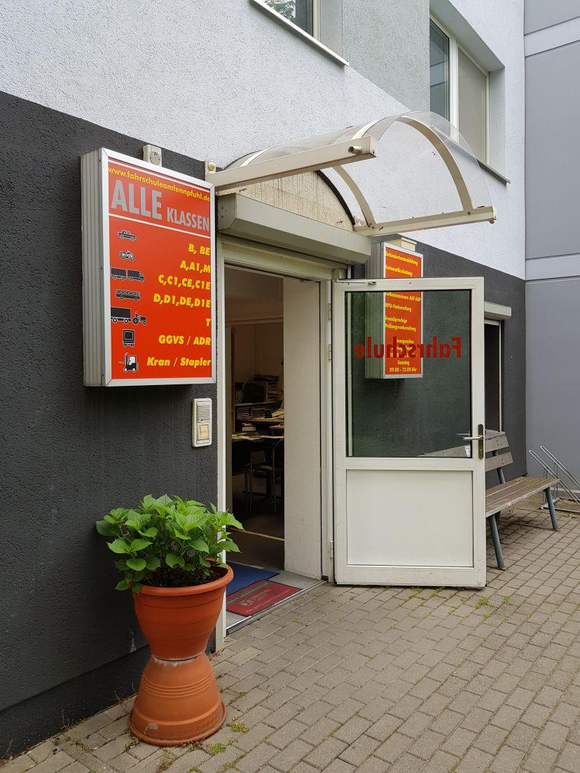Fahrschule am Fennpfuhl - Lichtenberg Berlin 2