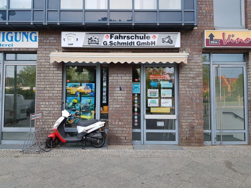 Fahrschule G. Schmidt GmbH - Landsberger Allee Lichtenberg 1