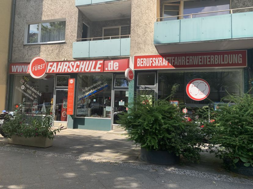 Fahrschule Fürst - Friedrich-Karl-Straße Berlin Schöneberg 1