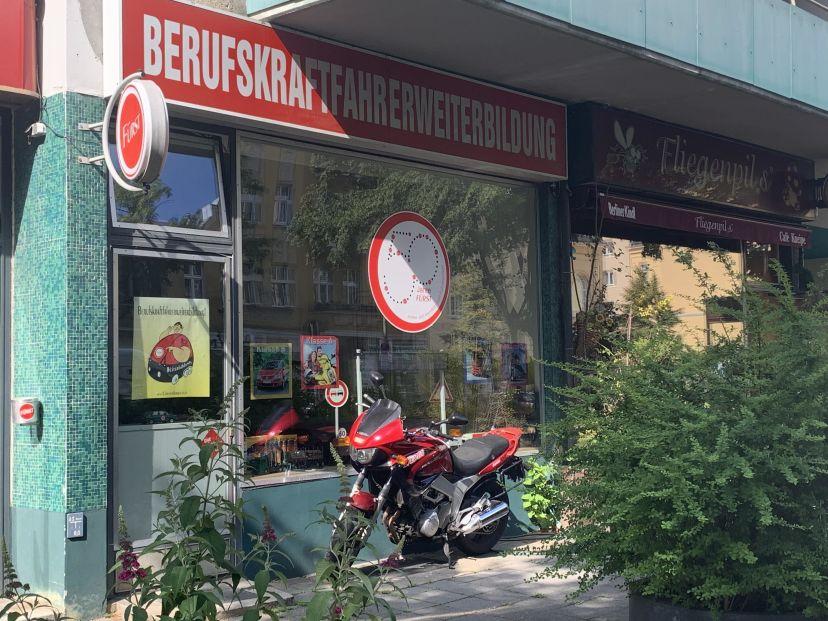 Fahrschule Fürst - Friedrich-Karl-Straße Berlin Schöneberg 2