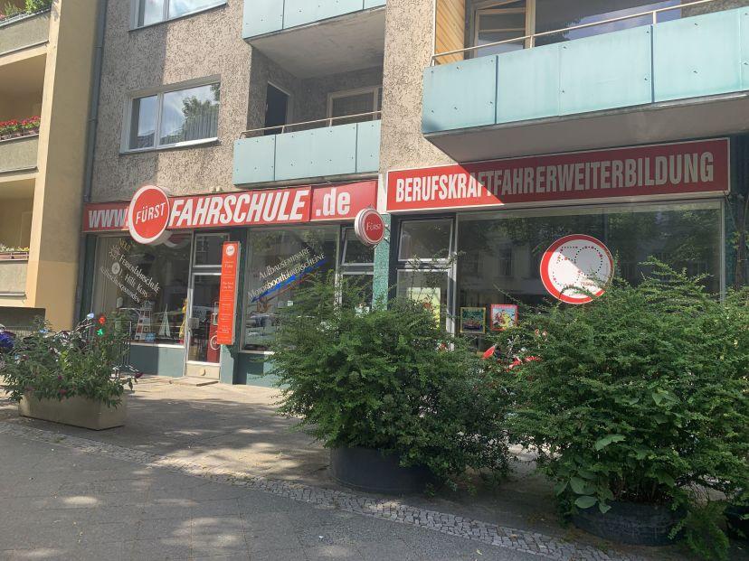 Fahrschule Fürst - Friedrich-Karl-Straße Berlin Schöneberg 4