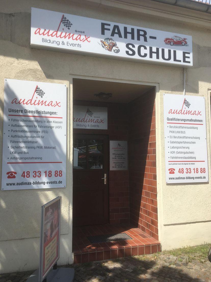 Fahrschule audimax GmbH - Bildung & Events Romain-Rolland-Straße Berlin Pankow 1