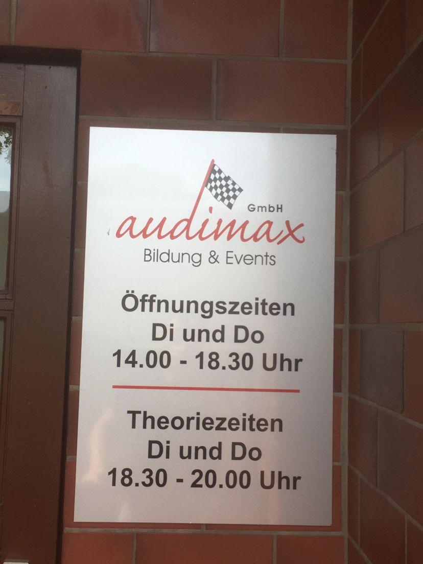 Fahrschule audimax GmbH - Bildung & Events Romain-Rolland-Straße Berlin Pankow 3