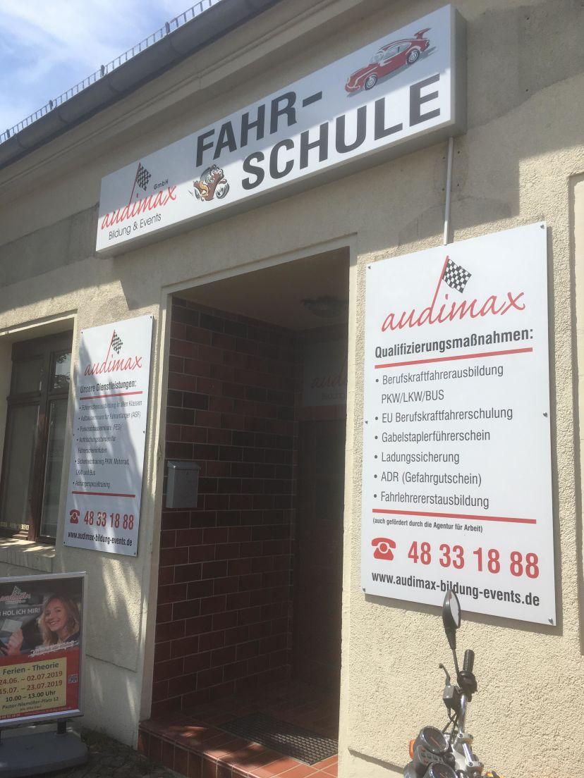 Fahrschule audimax GmbH - Bildung & Events Romain-Rolland-Straße Berlin Pankow 5