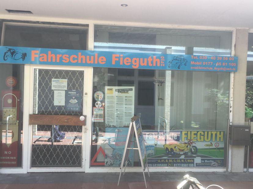 Fahrschule Fieguth Wittenau 2