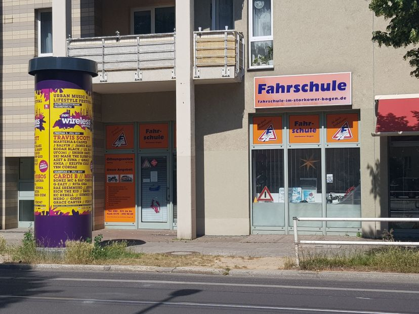 Fahrschule Storkower Bogen - Konrad-Wolf Str. Alt-Hohenschönhausen 1