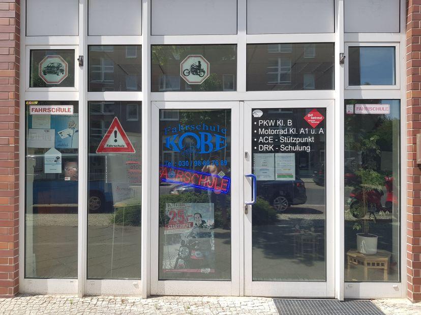 Fahrschule Kobe - Alt-Hohenschönhausen Berlin 1