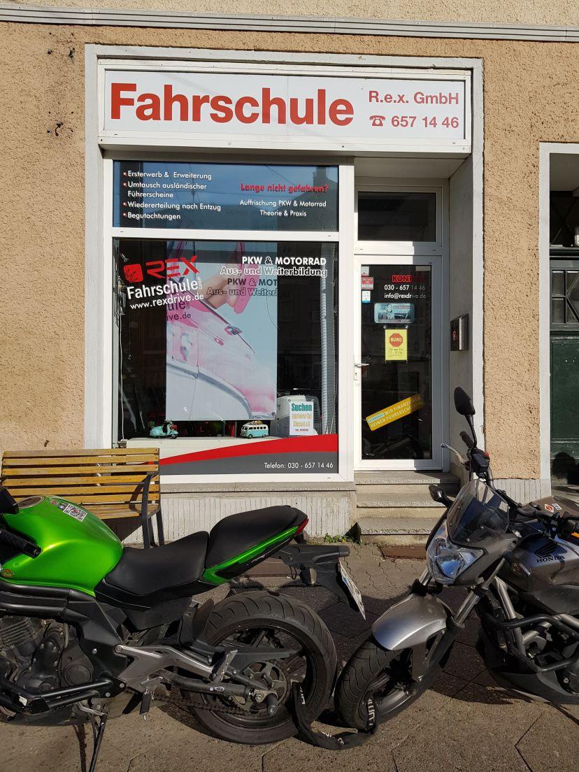 Fahrschule R.E.X. - Mahlsdorfer Str. Oberschöneweide 1