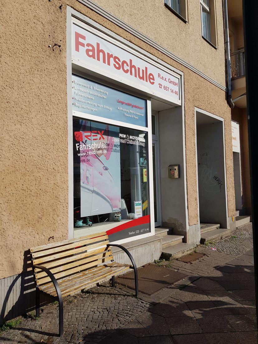 Fahrschule R.E.X. - Mahlsdorfer Str. Oberschöneweide 2