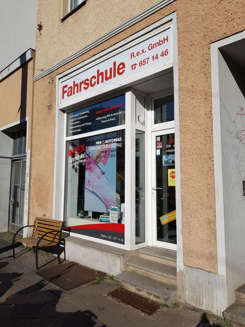 Fahrschule R.E.X. - Mahlsdorfer Str. Oberschöneweide 3