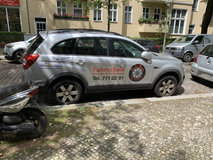 Fahrschule Fun on Wheels Berlin Steglitz 6