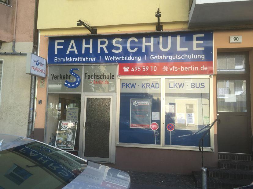 Fahrschule VFS Verkehrsfachschule Berlin - Emmentaler Str. Borsigwalde 1