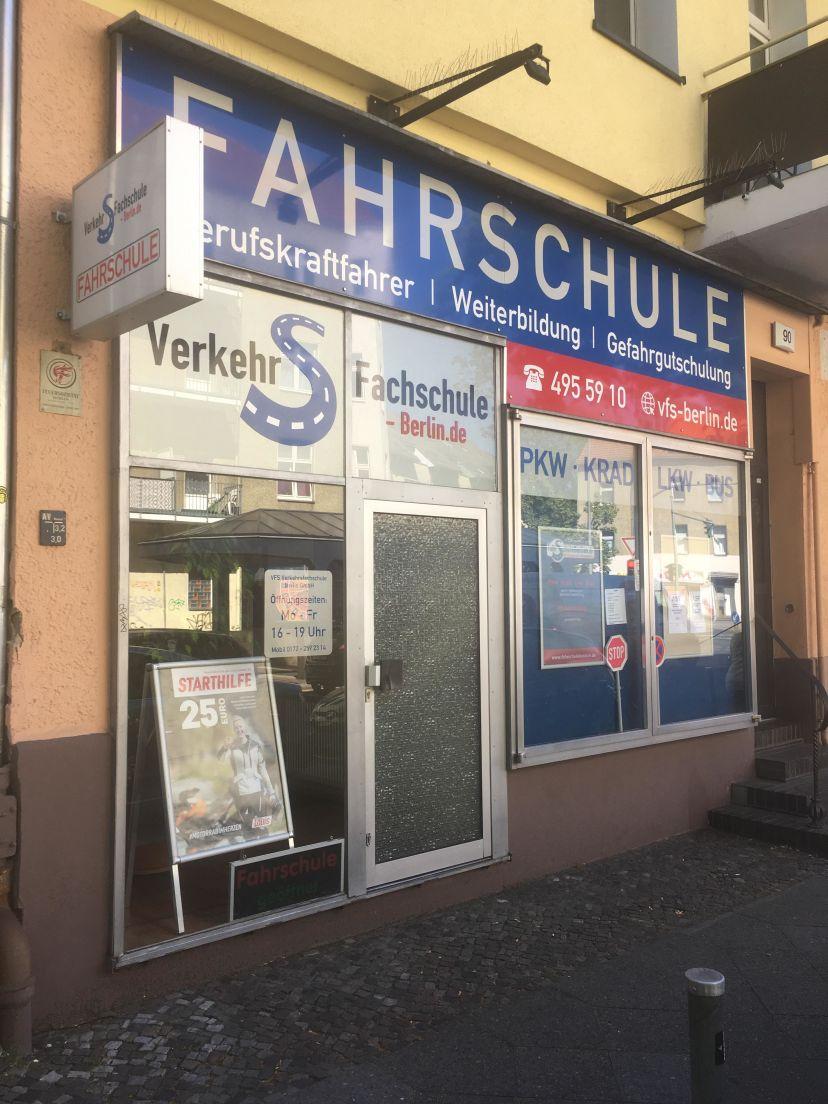 Fahrschule VFS Verkehrsfachschule Berlin - Emmentaler Str. Borsigwalde 2