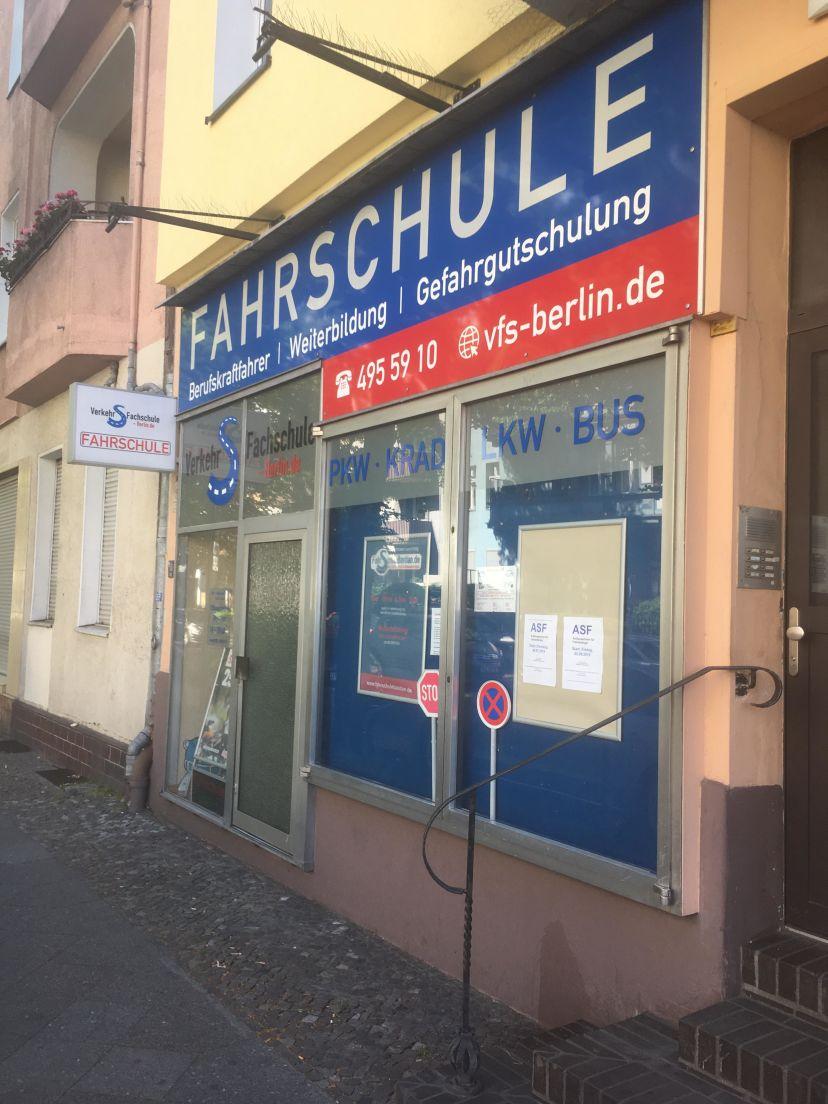 Fahrschule VFS Verkehrsfachschule Berlin - Emmentaler Str. Borsigwalde 4