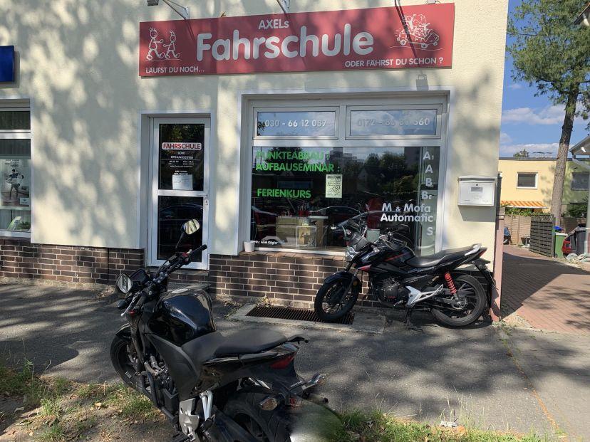Fahrschule Axels - Inh. Axel Kögler Berlin Neukölln 1