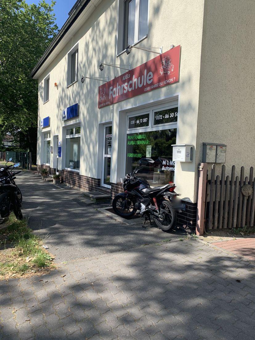 Fahrschule Axels - Inh. Axel Kögler Berlin Neukölln 3