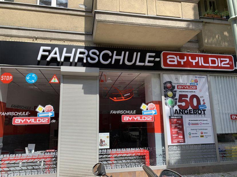 Fahrschule Ayyildiz GmbH Berlin Neukölln 1