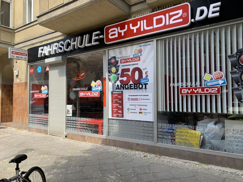Fahrschule Ayyildiz GmbH Neukölln 3