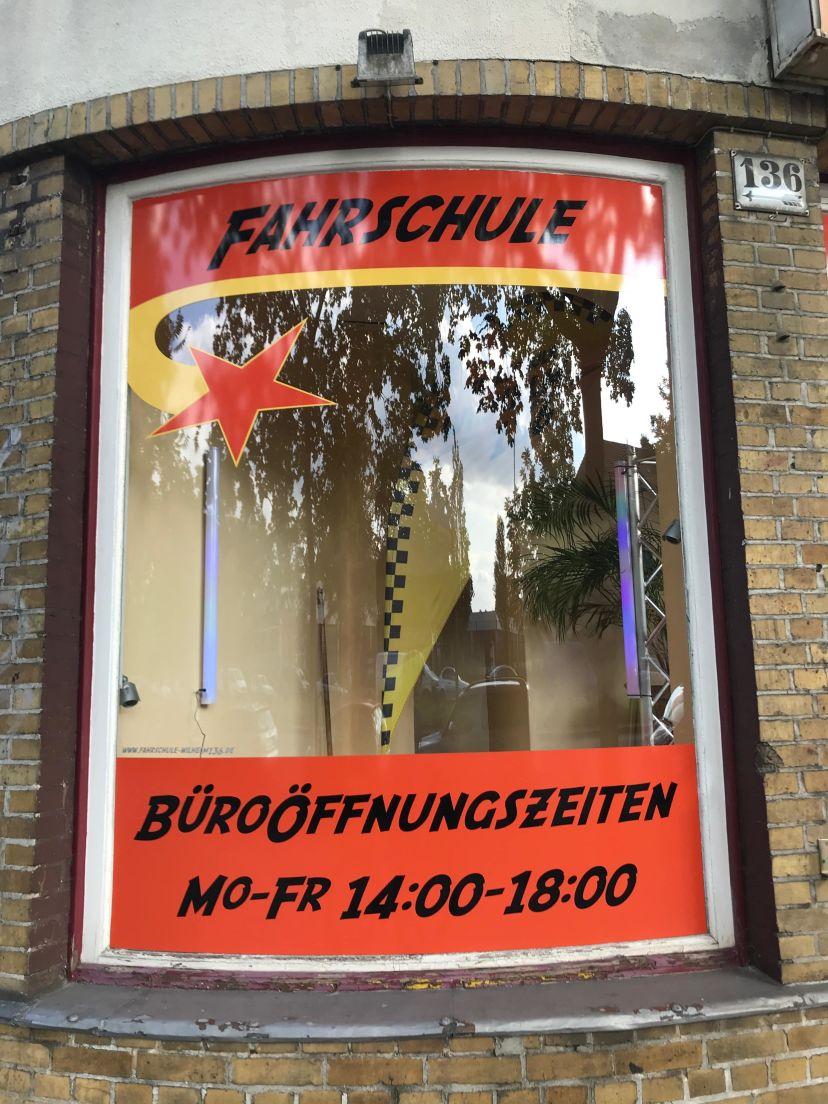 Fahrschule Wilhelm 136 Westend 4