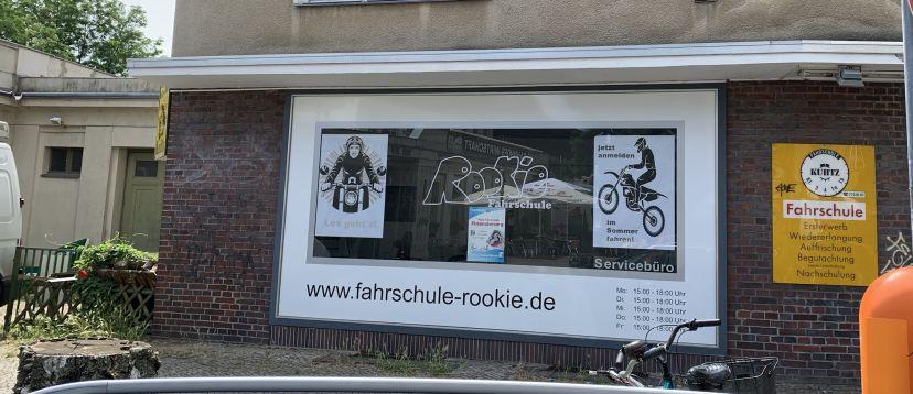 Fahrschule Rookie - Jungfernstieg Lichterfelde 2