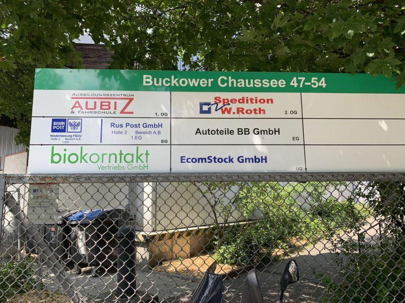 School AUBIZ GmbH - Ausbildungszentrum und Fahrschule Mariendorf 2