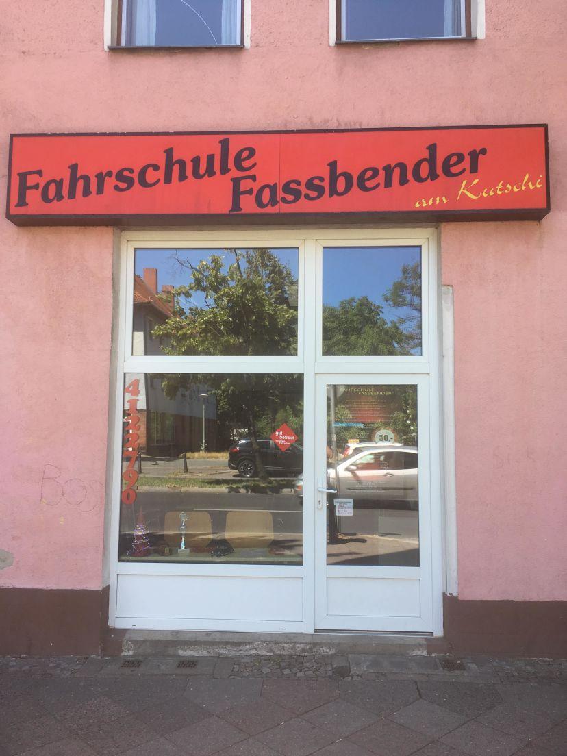 Fahrschule Klaus Fassbender Berlin Reinickendorf 1
