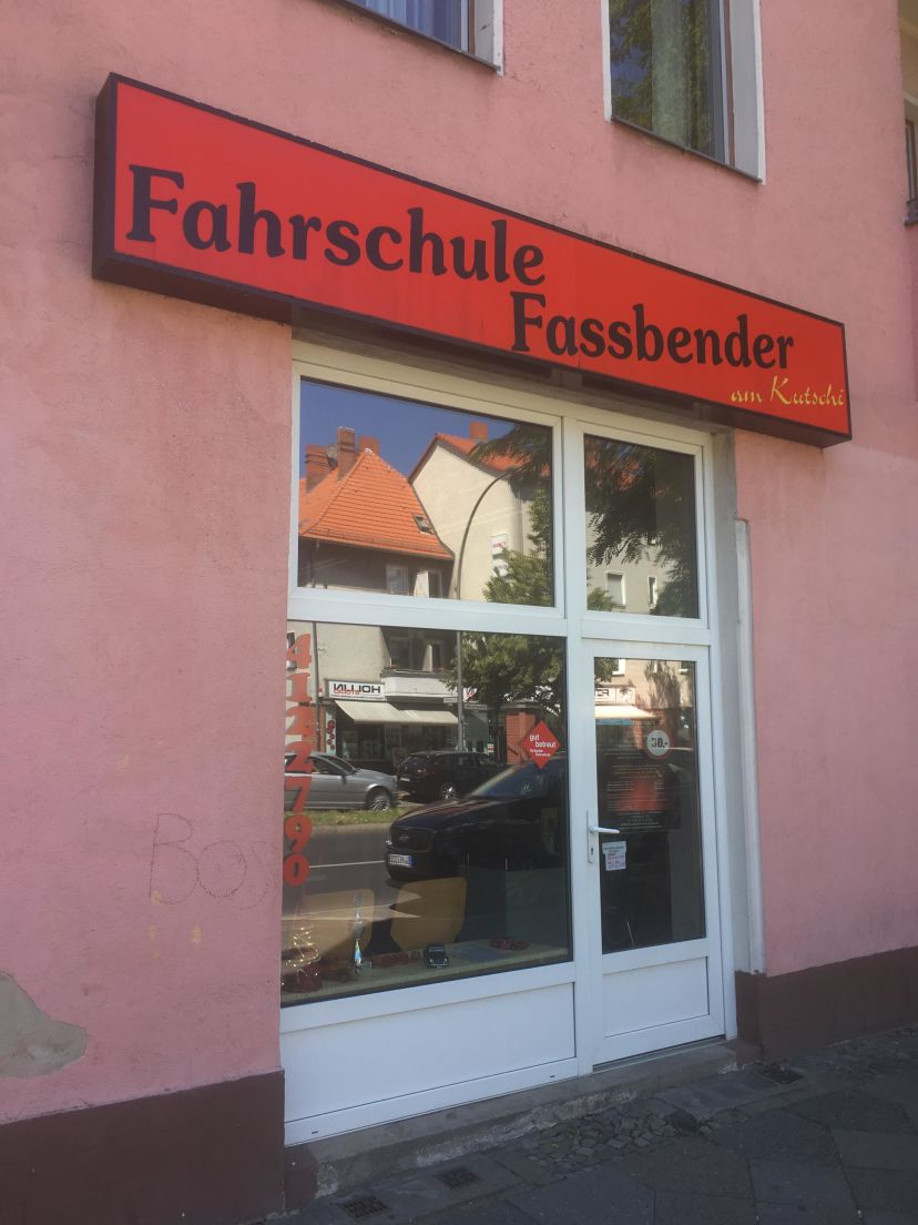 Fahrschule Klaus Fassbender Berlin Reinickendorf 2