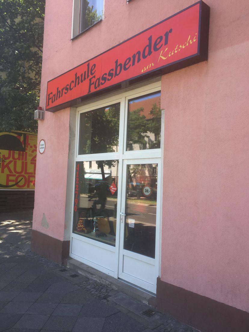 Fahrschule Klaus Fassbender Reinickendorf 3