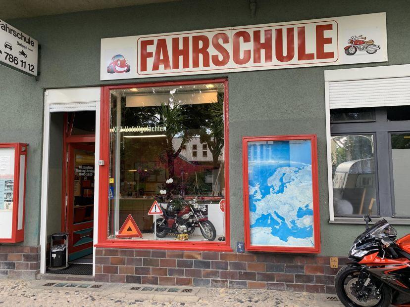 Fahrschule Seipelt GmbH - Schöneberg Berlin 1